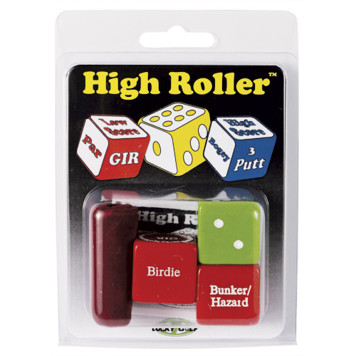 High Roller - The Ultimate Golf Gambling Game