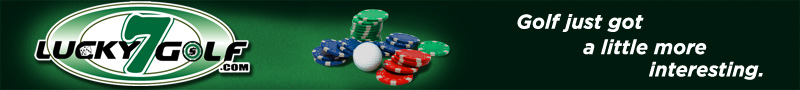 Lucky7Golf.com - Home of the Poker Chip Golf Game and other great golf gambling games!